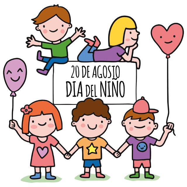 Dibujo Marcador Cartel En Vinilo Día Del Niño