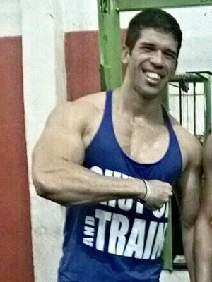 Jeimyson Nunes de Azevedo (Foto: Arquivo Pessoal)