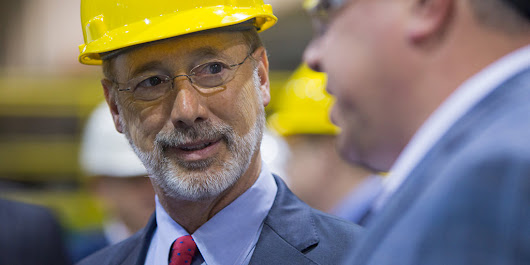 Wolf Announces Business Development Projects, Creating 2,300 PA Jobs