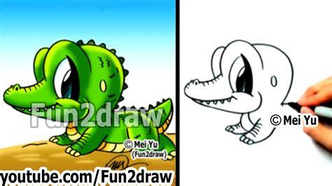 draw cartoon characters easy   draw