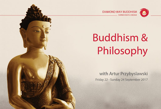 Talks on Buddhism and Philosophy - Diamond Way Buddhism Hong Kong