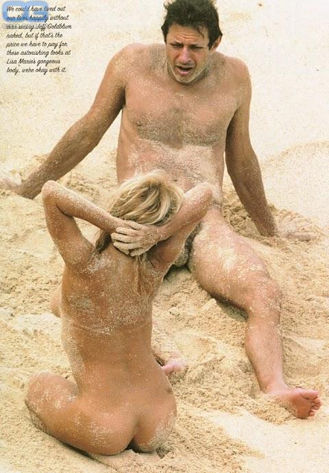 Lisa Marie Presley Nude - Hot 12 Pics | Beautiful, Sexiest