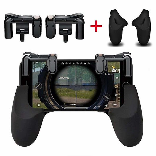 Mobile Game Controller Sensitive Shoot and Aim Keys L1R1 Gaming Triggers for PUB