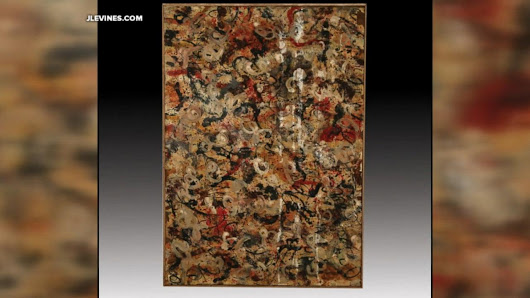 Painting found in Arizona garage may be a Jackson Pollock worth $15 million
