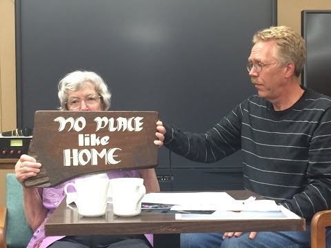 Sumas Community Memory Talk with Miriam and son Pastor Carl Crouse