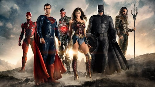 Available in a store near you! Check out our review of Justice League! http://www.halffullreviews.com...