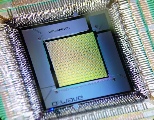 Google, NASA: Our quantum computer is 100 million times faster than normal PC