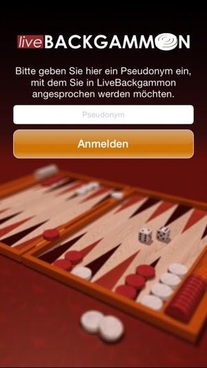 Jetztspielen Backgammon
