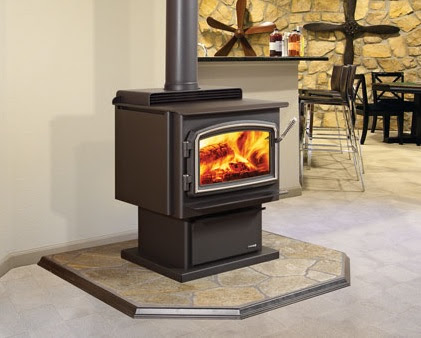 Consider a Wood Burning Stove - Wood Stove Upgrade