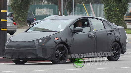 2016 Toyota Prius: Our best look yet