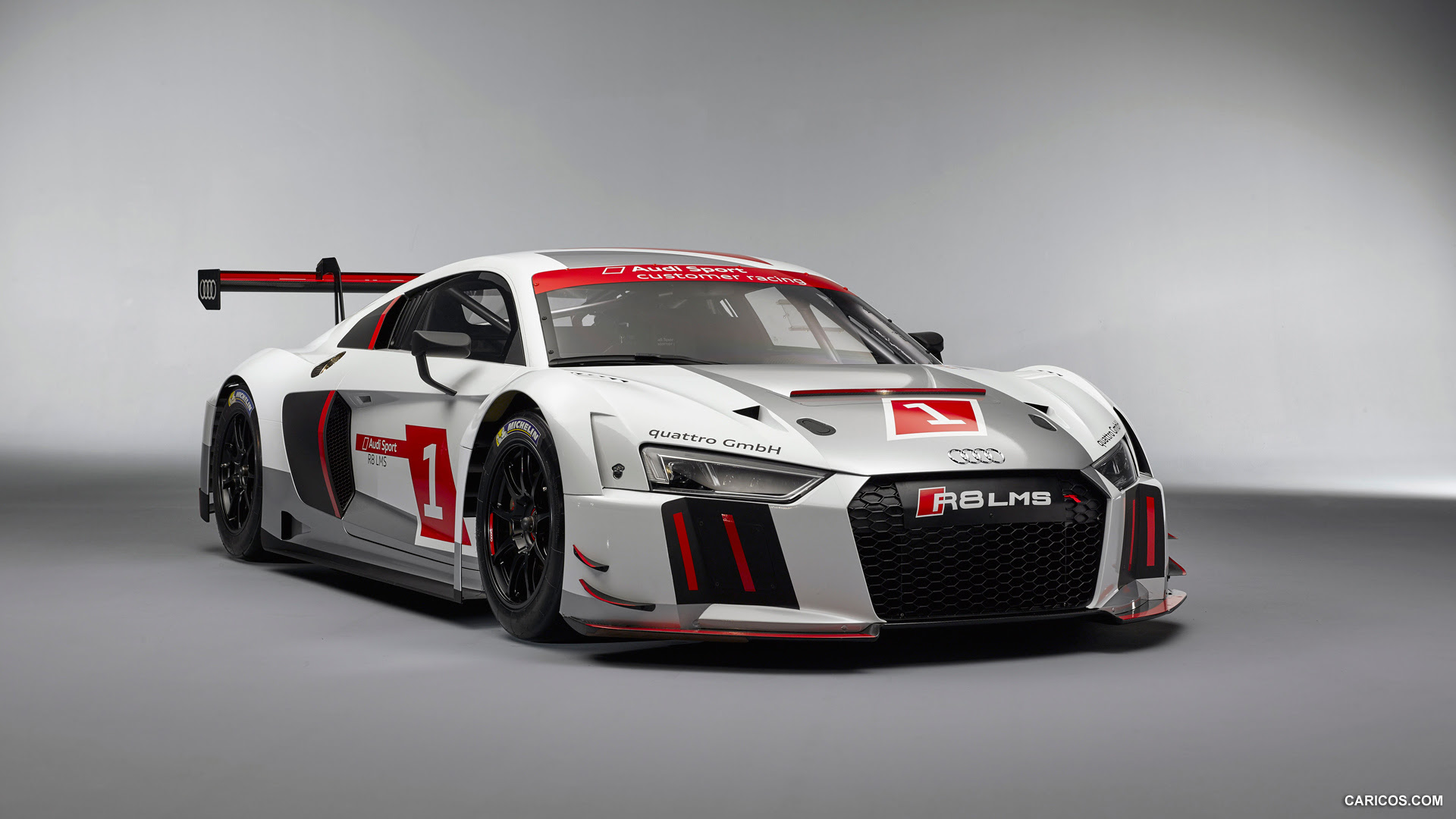 All In One Wallpapers 2015 Audi R8 LMS Front HD Wallpaper 6