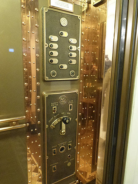 harrods ascenseur 2