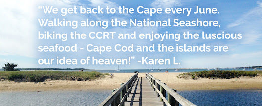 Vacationers Share Why They Get Back to the Cape