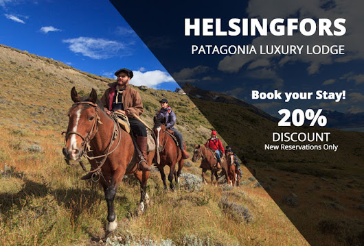 Patagonia Lodge Specials - Patagonia Deals at Helsingfors Lodge