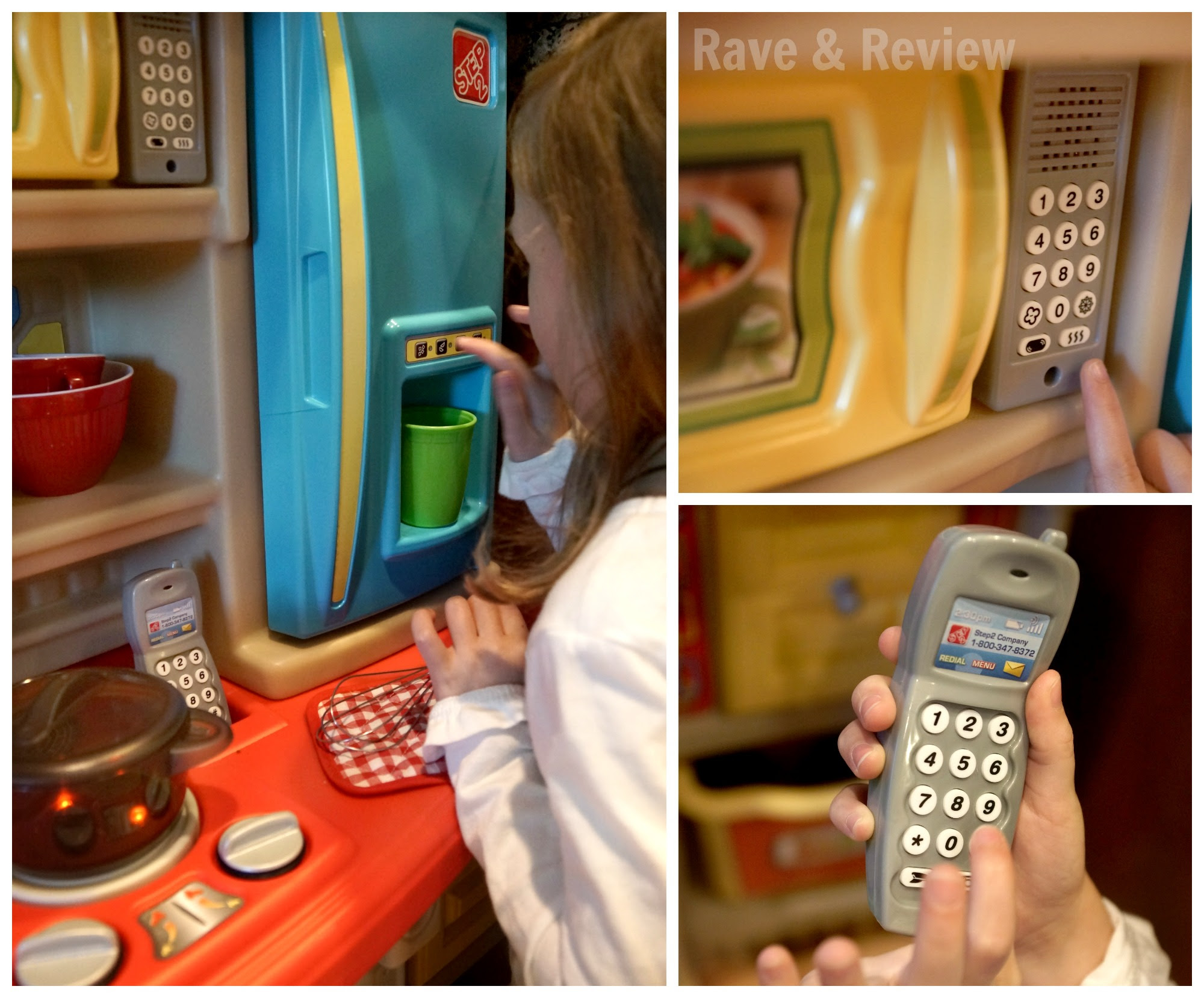 Step2 LifeStyle Custom Kitchen Review Giveaway Rave Review