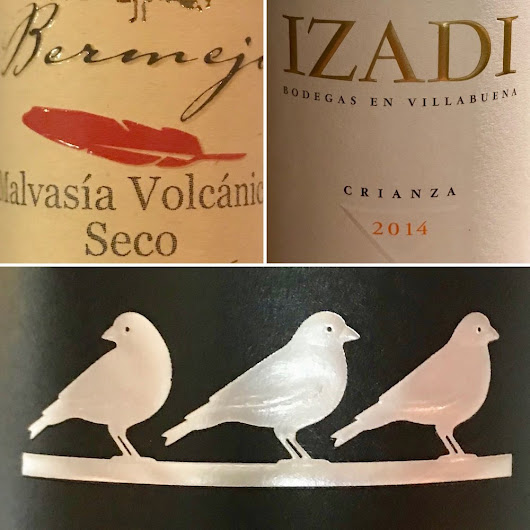 Our October wine picks are a volcanic white, a stunning Virginia red, a tried and true Rioja