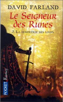 Couverture Les Seigneurs des Runes, tome 2 : La Confrérie des loups