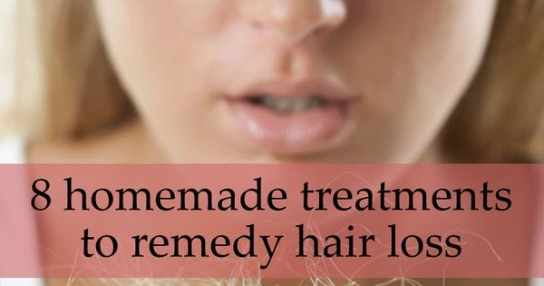 8 homemade treatments to remedy hair loss Shower cap, Hair loss and Hair loss remedies
