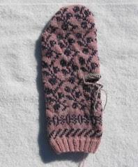 Swedish mitten