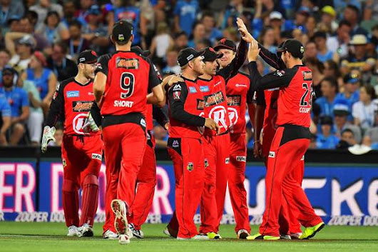 Twitter Reaction: Melbourne Renegades hold their nerve to secure victory - CricTracker