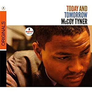 McCoy Tyner Today and Tomorrow cover