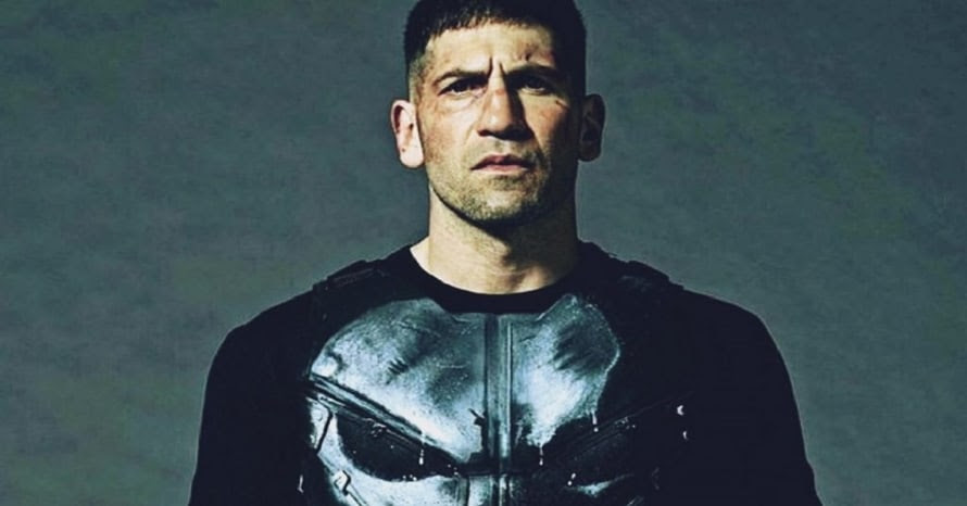 The Punisher Jon Bernthal Wolverine Hugh Jackman Joe Quesada Luke Cage Matteo De Cosmo
