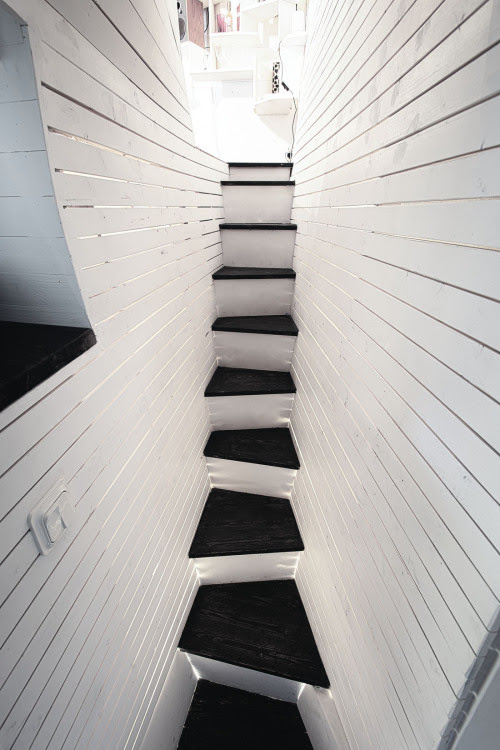 Diseño de escaleras #67