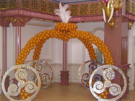 Balloon Carriage   Balloon Decor   Pinterest   Balloon
