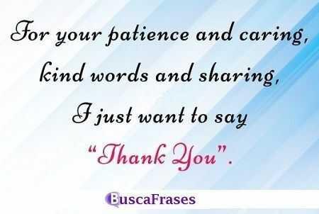 Frases De Agradecimiento En Inglés Buscalogratises