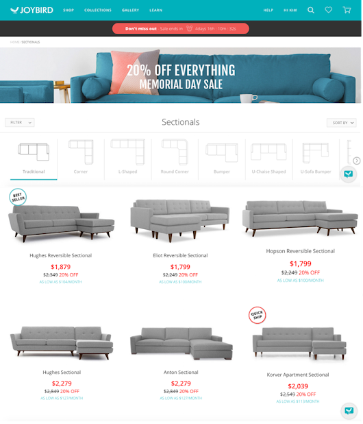 Instilling Confidence in Online Shoppers: I Bought a Sofa Online and Good UX Sealed the Deal