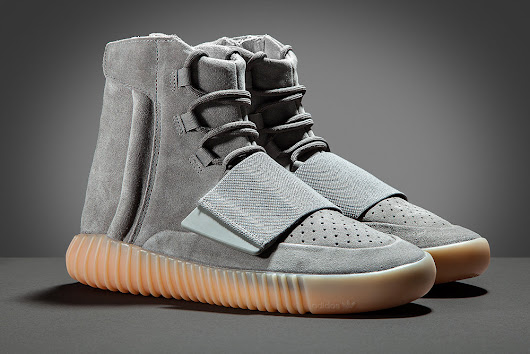 Take A Look At The YEEZY BOOST 750 - Light Grey | Philip Browne Menswear