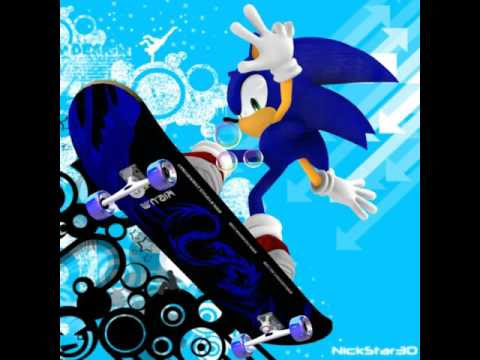 A song made using only sonic sound effects - YouTube