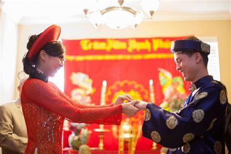 We're Married! Sort of  GQ's Vietnamese Tea Ceremony
