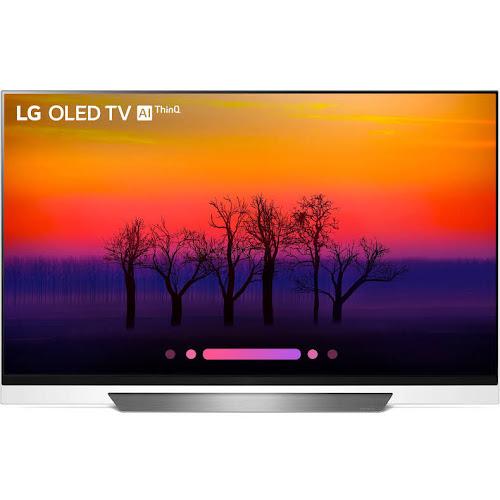 "LG E8PUA Series - 55"" OLED Smart TV - 4K UltraHD"
