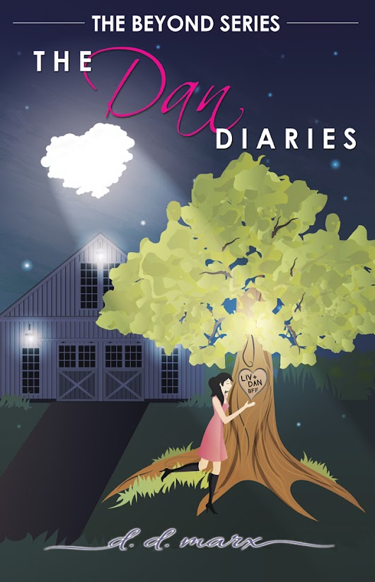 Casting the Spotlight on The Dan Diaries by D.D. Marx (including Guest Post and Giveaway) - The Writing Studio