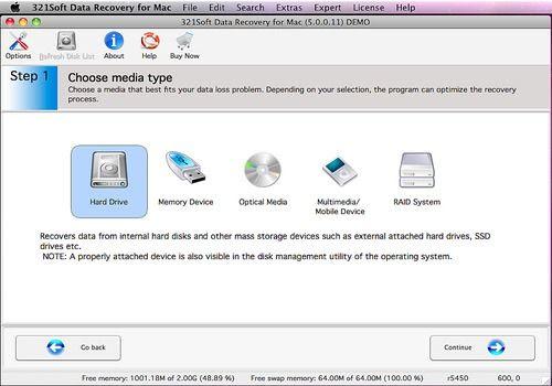 T\u00e9l\u00e9charger 321Soft iPhone Data Recovery for Mac v3.8.8 3.8.8  Shareware