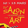 Le 17e Salon International de l'Art fait son cinéma !