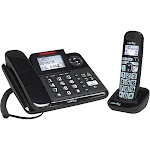Clarity - 53727.000 Expandable Cordless Phone System with Digital Answering System