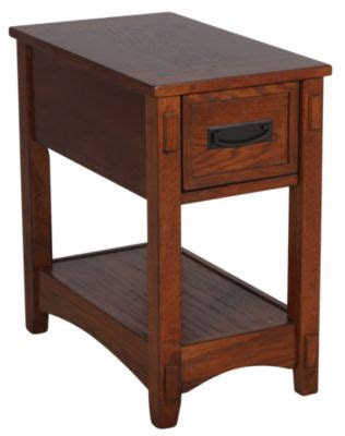 ashley chairside table homemakers furniture