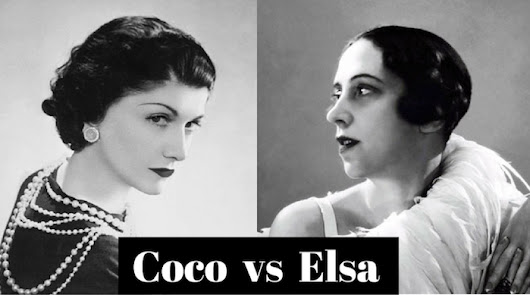 Best of Enemies: Coco Chanel and Elsa Schiaparelli