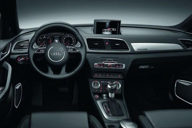 Nuova Audi Q3: immagini ufficiali e dotazione - ItalianTestdriver