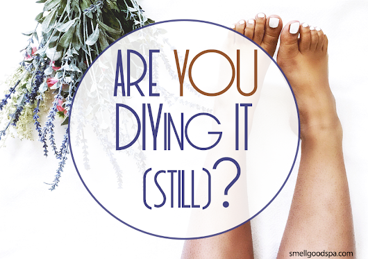 Are you DIYing it (still)?