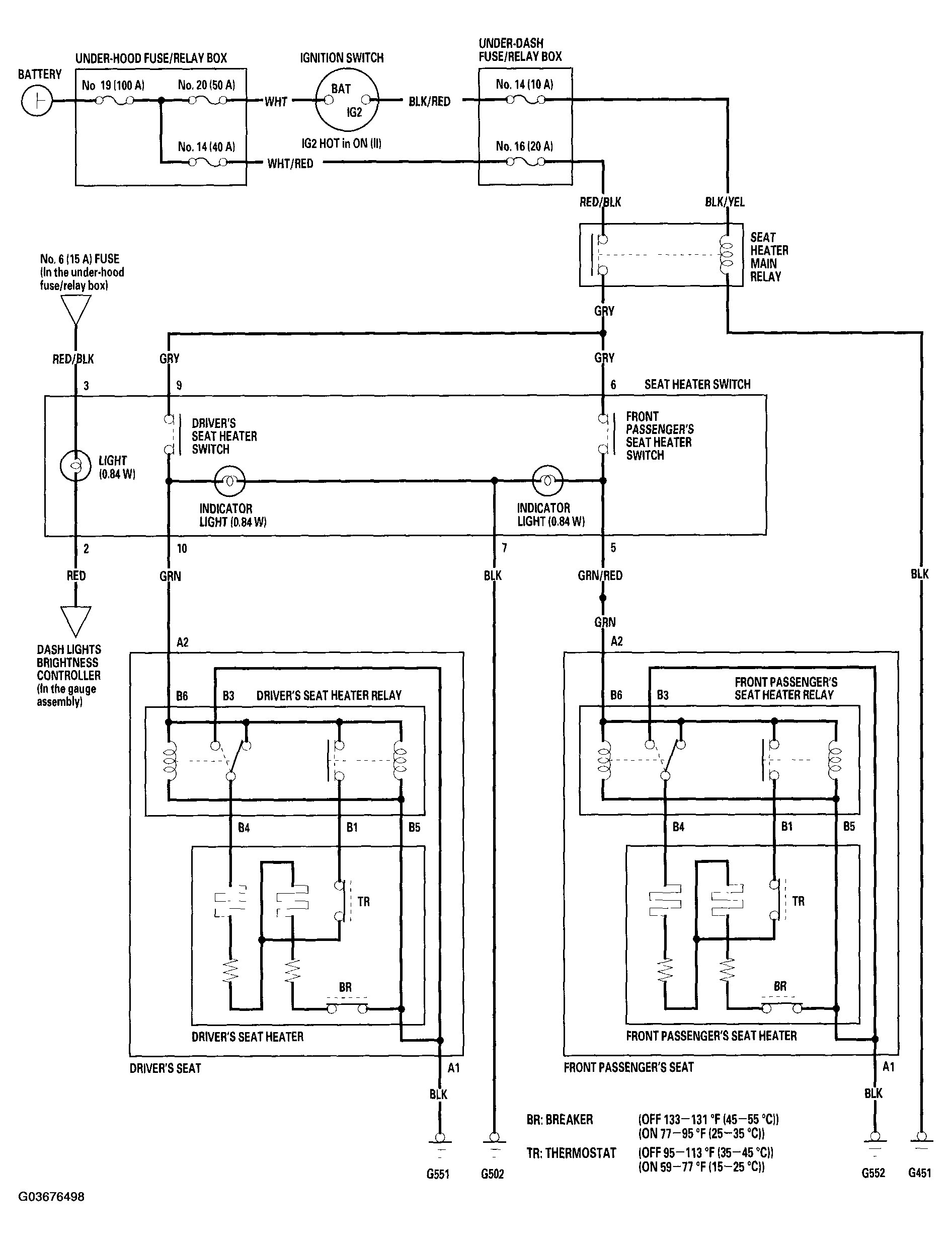 1995 Honda Civic Ignition Wiring Diagram