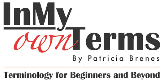 Terminology essentials SDL webinars - Sign up! - In My Own Terms