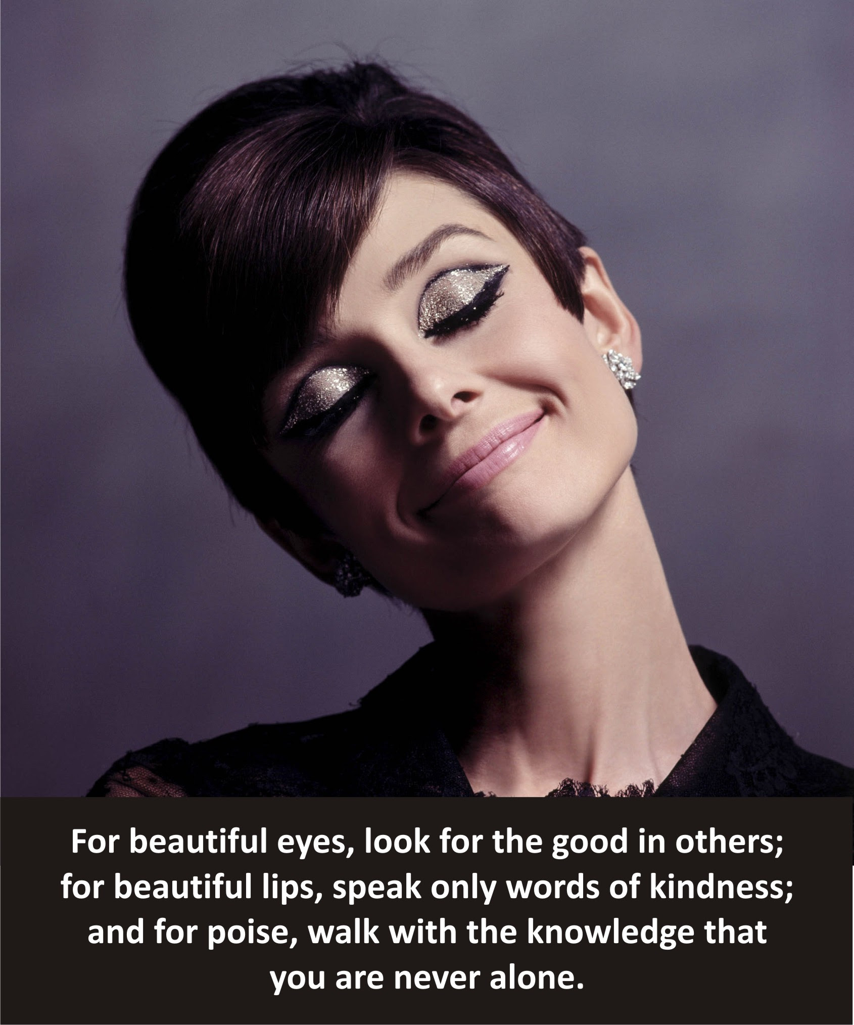25 Beautiful Audrey Hepburn Quotes