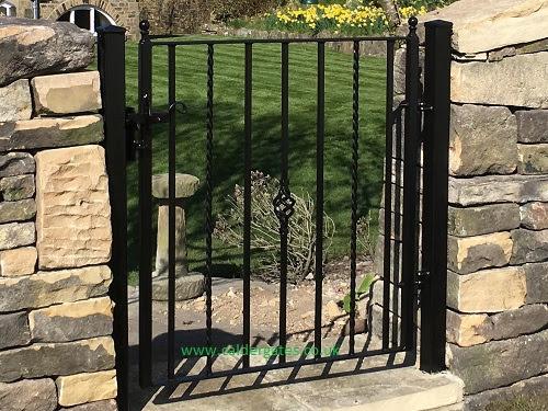 Garden Gates Metal