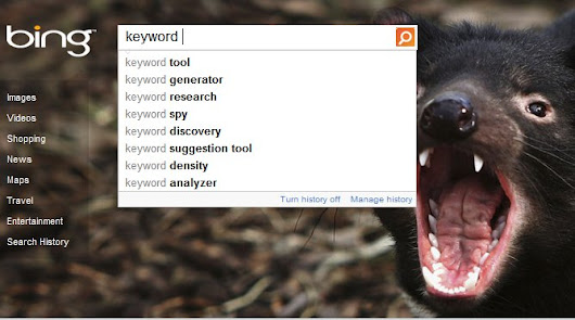 7 Keyword Suggest Tools other than Google