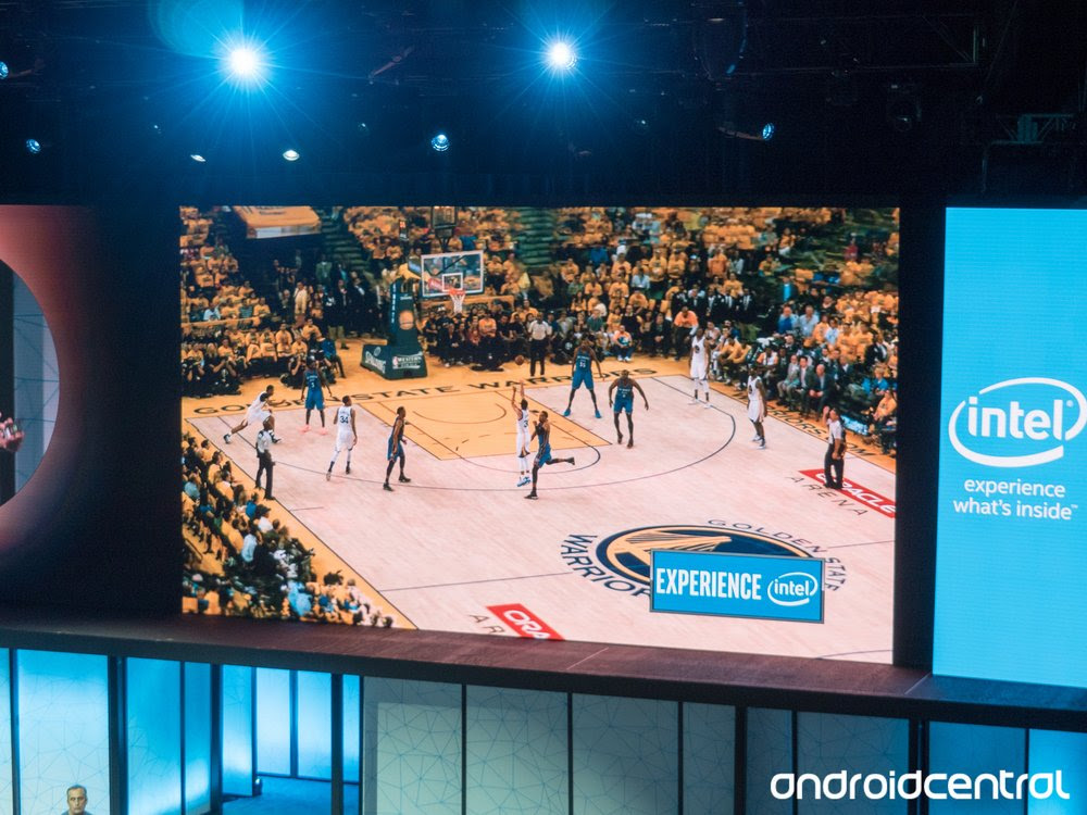 Intel 360 Replay gives you a whole new view on your favorite sports