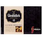 Walkers Shortbread, Glenfiddich Mincemeat Tarts, 13.1-Ounce Box By British Food Supplies
