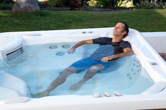 Should You Buy a Hot Tub With a Lounger?